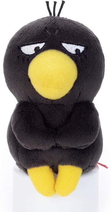 烏鴉醬 坐姿娃娃 被小智子批評 Kyoe醬 小智子 CHIKO 絨毛玩偶 毛絨娃娃 口袋妖怪 LUCI日本代購