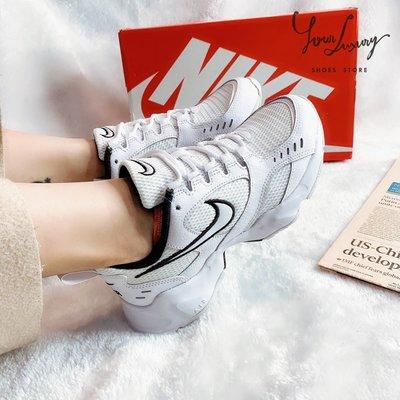 【Luxury】NIKE AIR HEIGHTS 老爹鞋 白色 男女鞋 情侶鞋 CI0603-102 休閒 運動 慢跑鞋