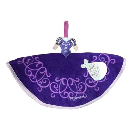 【日本人氣代購】公主系列 洋裝造型 長髮公主 樂佩 擦手巾/毛巾
