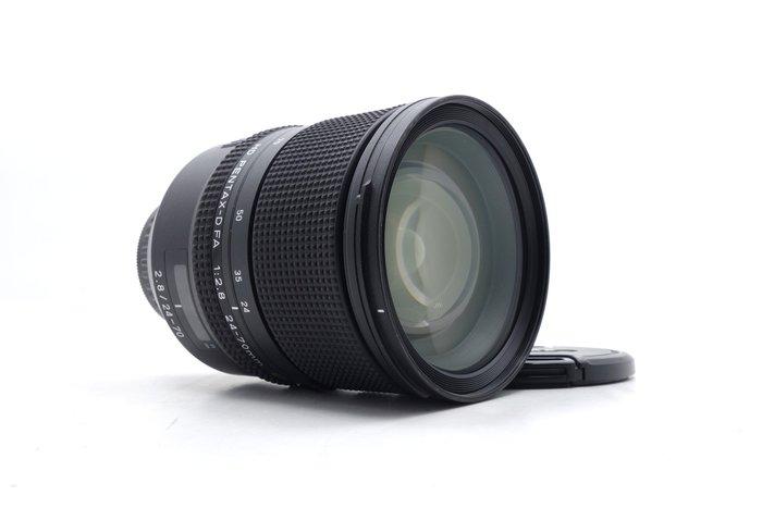 【台中青蘋果競標】Pentax 24-70mm f2.8 ED SDM WR 瑕疵鏡頭出售 #40075
