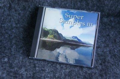 [ CD ] Super Samples 3 / 示範天碟終結者 3