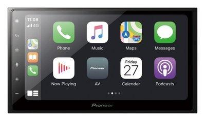 嘉義三益 先鋒 PIONEER DMH-Z5350BT 6.8吋螢幕/CarPlay/安卓AUTO/藍芽