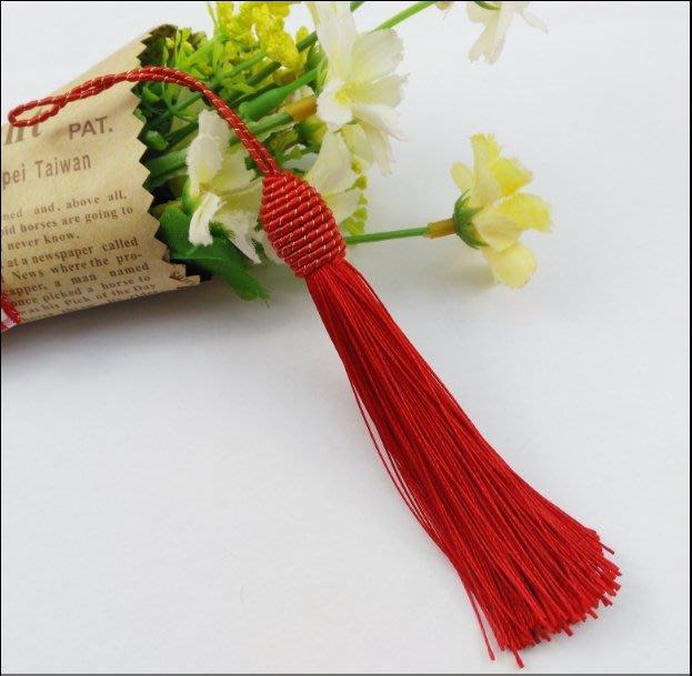 【螺旋流蘇把件】 中國結穗子,吊飾配件,復古裝飾,包包配飾,耳環,髮飾,書籤diy