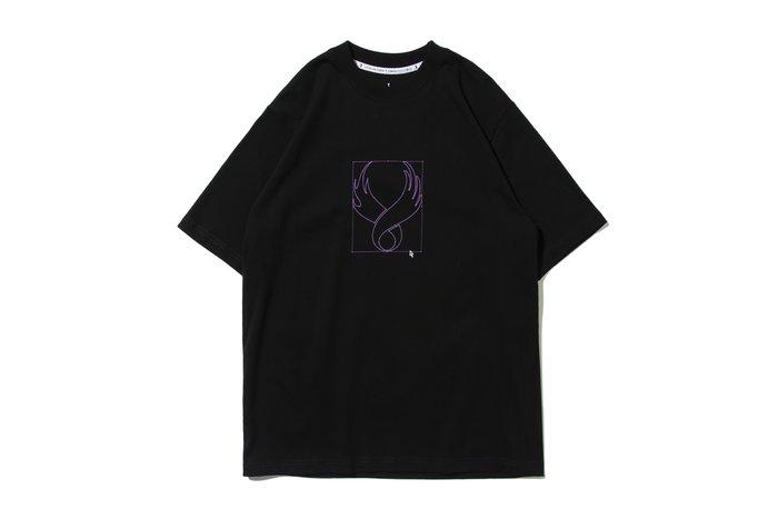 [ LAB Taipei ] REMIX ' 20 S/S SELECT TEE II [ 黑 ]