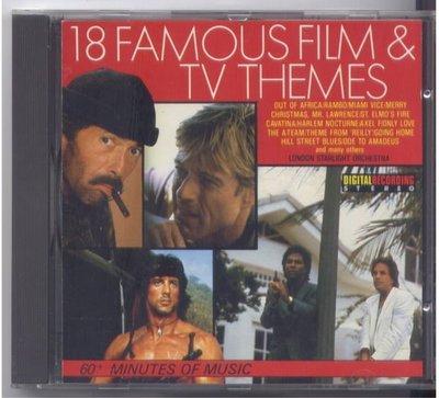 電影配樂精選 18 Famous Film & TV Themes London Starlight Orchestra