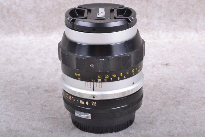 【品光攝影】NIKON NON Ai 105mm F2.5 手動 定焦 FH#58289J