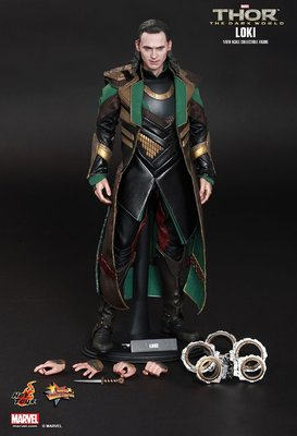 Hottoys Loki 2.0 Special Edition 洛基 特別版