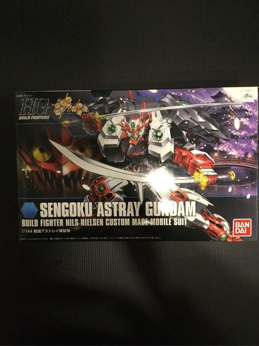 COME 玩具 萬代 鋼彈 1/144 SENGOKU ASTRA GUNDAM