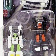 變型金鋼 Earthrise War for Cybertron~Trip-Up & Daddy-O (全新行版)