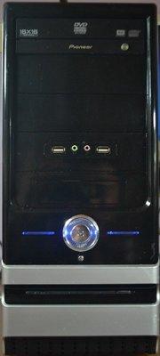 【24H營業】2.6G雙核心主機 ~ 500G硬碟+4GB記憶體+獨立GT210/1GB顯示卡+DVD燒錄機+一鍵還原