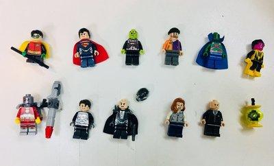 DC superheros Lego - 11pcs