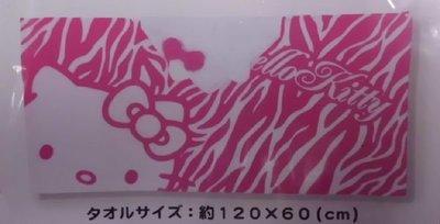 GIFT41 土城店 Hello Kitty 凱蒂貓 景品 連帽浴巾 (全1種) 1002967