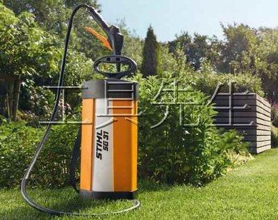 含稅價/SG-31/SG31【工具先生】STIHL 德國製造 5公升。5L 手壓噴霧器 噴霧桶 噴霧灌 農業噴霧器 消毒