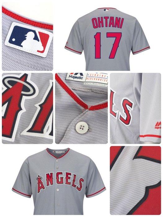 MLB Los Angles 大谷翔平 復刻版球衣 Majestic製