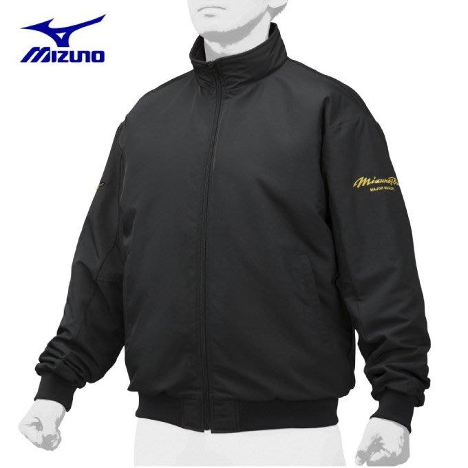 貳拾肆棒球-2020日本帶回 Mizuno pro  BSS冬季3 way保暖外套/