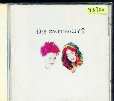 *還有唱片行* THE MURMURS 二手 Y3720