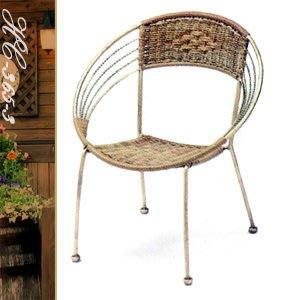 【推薦+】復古圓形寶貝椅P020-HC-365-3休閒藤椅子.造型藤編椅.餐廳椅.咖啡椅.客廳椅.庭園椅
