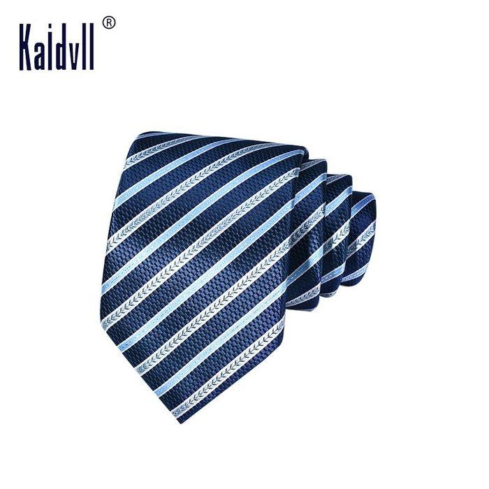解憂zakka~ 領帶男 正裝 商務寬8cm深藍黑色式職業結婚新郎婚禮男士領帶學生#领带#领结