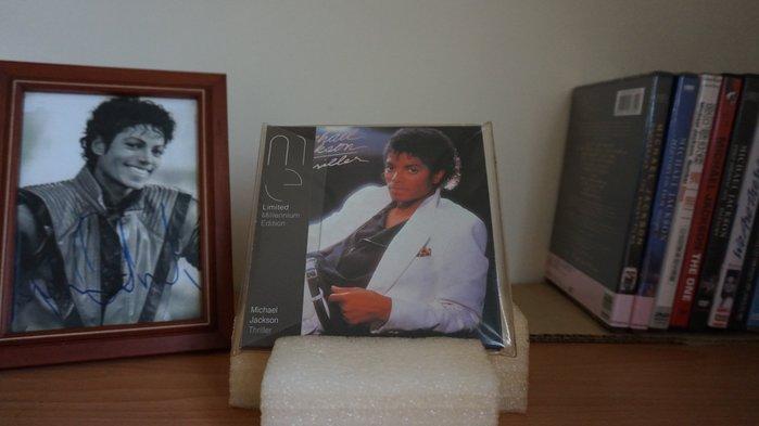 【售CD】麥可傑克森 Michael Jackson – 顫慄 Thriller (千禧年限定盤)