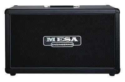 絕地音樂樂器中心 MESA Boogie 2X12 Rectifier Horizontal Cabinet 橫式RE