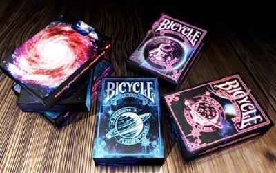 【USPCC撲克】Bicycle 星球撲克牌 lunar 月球 / Mars 火星 / Neptune 海王星