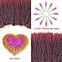 SUNNY雜貨-Marlybob Crochet Braids Hair Kinky Curly Hair 12inch臟辮假發#假髮#臟辮