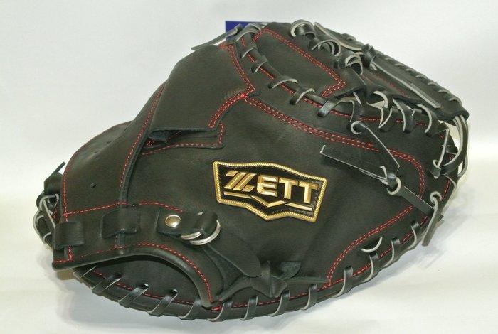 貳拾肆棒球-日本帶回ZETT neo status 硬式用超輕量捕手手套