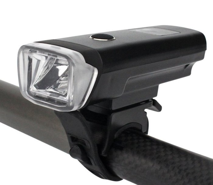 【雜貨鋪】USB充電式 內建18650鋰電池 德規 防水 可感光感應啟動 快拆滑扣 車前燈 自行車燈 單車燈47