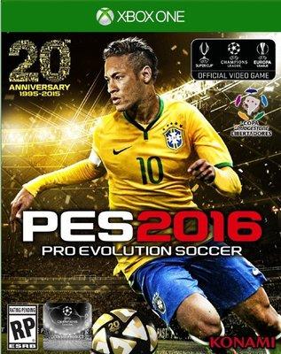 世界足球競賽 2016(X1 美版代購)