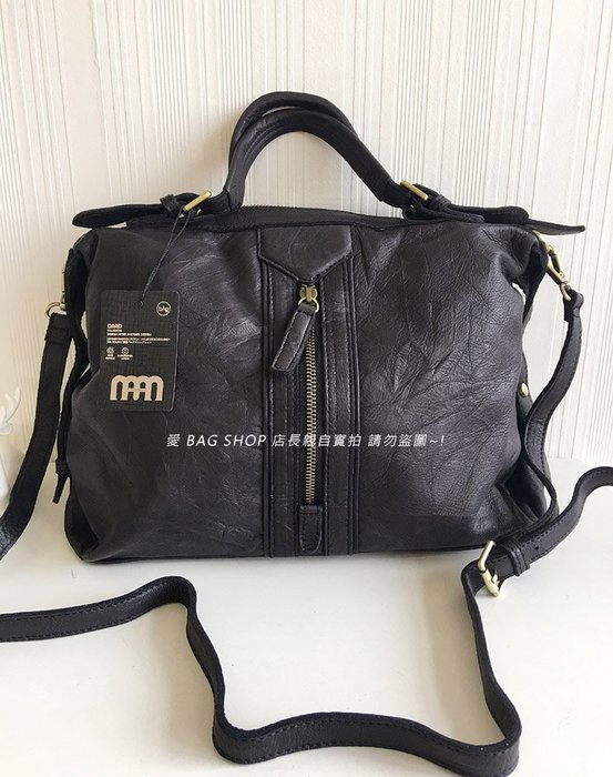 愛 BAG SHOP 韓國精品包 DAAD 高質感 水洗 超輕軟 牛皮革 肩背包 原價4580 特賣3980 現貨