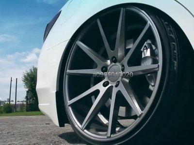 正品VOSSEN VFS-1旋壓制5孔112 20吋鋁圈BMW/新大五/新大七專用/G11/G12/G30/G31