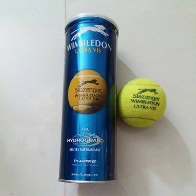 Slazenger winbledon網球一罐三個