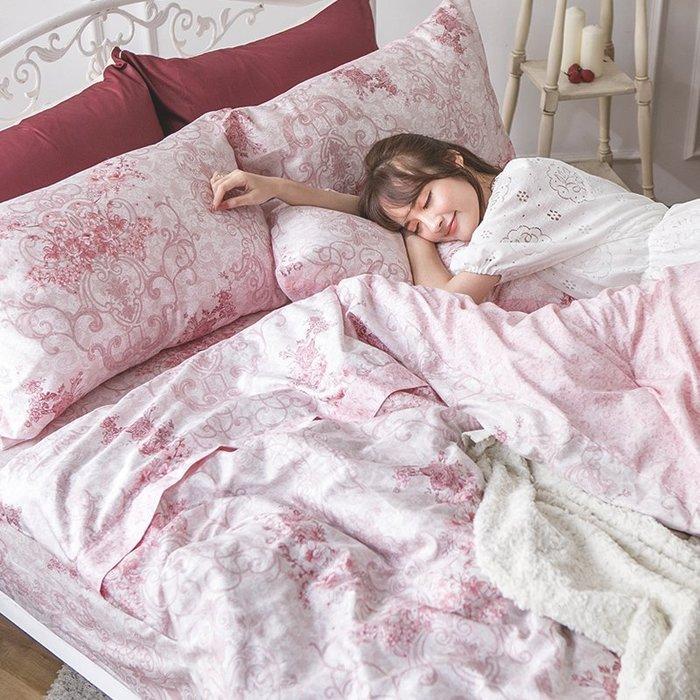 床包被套組 / 雙人【靜影愛戀】含兩件枕套  60支精梳棉  戀家小舖台灣製AAS212