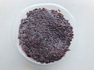 【逸嵐】-黑米糕/330g/滿1800免運/米糕/黑米/紫米糕/紫米/紫米飯/甜米糕/喜宴/蒸類/冷凍食品/加熱即食