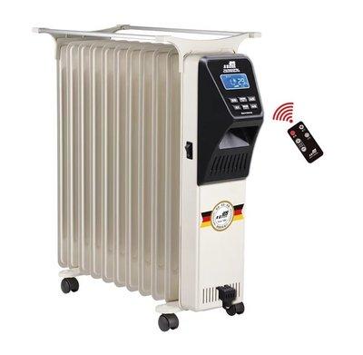 【家電購】季節性商品下單前請詢問~NORTHERN 北方 電子式11葉片恆溫電暖爐/電暖器 NAE-11