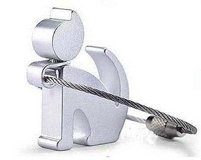 ☆創意小物店☆ 傲慢貓貓咪(銀白) 造型鑰匙圈 時尚造型個性飾品