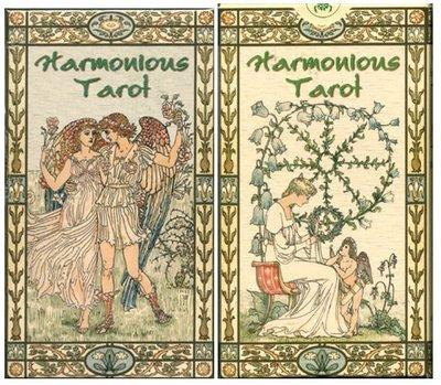 【牌的世界】和諧塔羅牌 The Harmonious tarot(中英文說明)