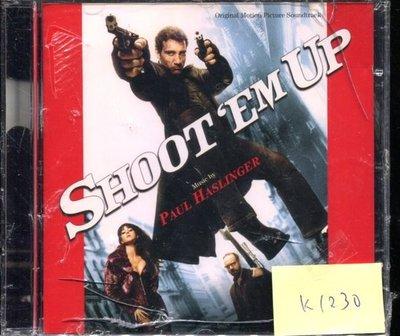*真音樂* SHOOT 'EM UP 德版 全新 K1230 (219下標賣3)