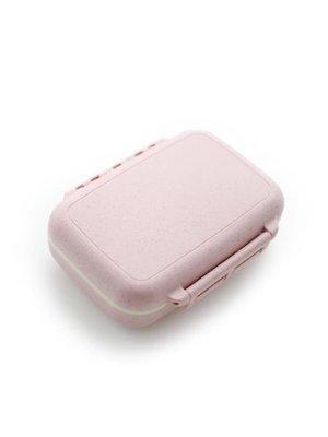 ZIHOPE 旅行藥盒大容量雙層密封戶外便攜式藥片藥丸分裝盒迷你隨身收納盒ZI812