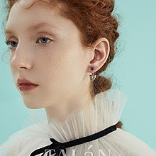流行飾品塔蘭復古小耳墜 精致貓頭鷹耳釘氣質韓國簡約ins少女心耳飾短髮潮