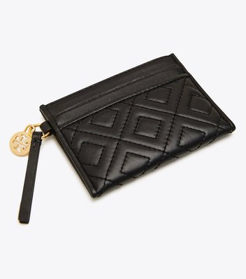 Tory Burch Leather Card Case, 40%OFF