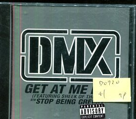 *愛樂二館* DMX / GET AT ME DOG 二手 D0720 (刮傷)