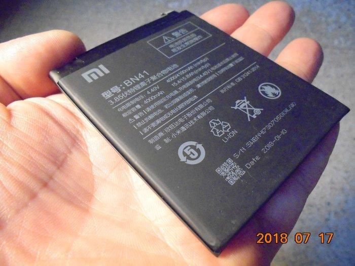 紅米NOTE4 BN41 內建電池/原廠電池 3.8V 4000mAh 附拆機工具 桃園《蝦米小鋪》