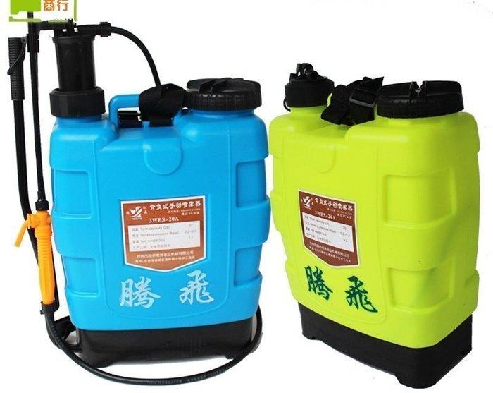 農用背負式手動氣壓式20L噴霧器/噴藥器/噴霧桶/噴藥桶/672067