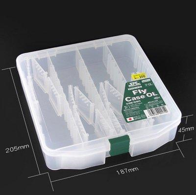 漁滿豐 明邦 天亞 零件盒Fly-Case -OL/Lure Case OL二款天亞 鐵板置物盒特價$170!