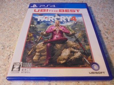 PS4 極地戰嚎4/極地戰壕4 Far Cry 4 英日合版 直購價500元 桃園《蝦米小鋪》