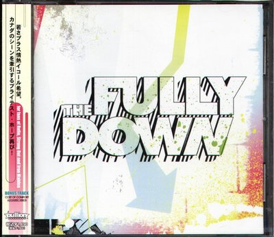 K - THE FULLY DOWN DON'T GET LOST IN A MOVEMENT 日版 CD+1 NEW
