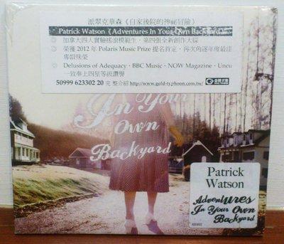 Patrick Watson / Adventures In Your Own Backyard