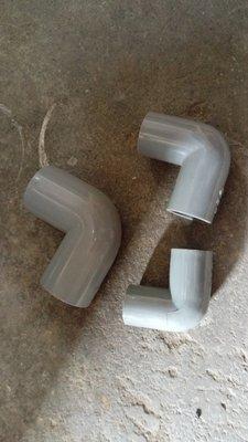 塑膠水管接頭 /  直角彎頭 / 90度彎頭 1/ 2