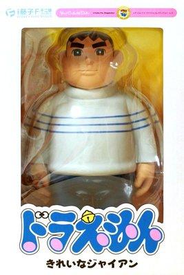 日本正版 Medicom Toy VCD 哆啦A夢 帥胖虎 好技安 模型 公仔 日本代購